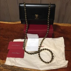 Brand new Authentic Ferragamo Vera bag